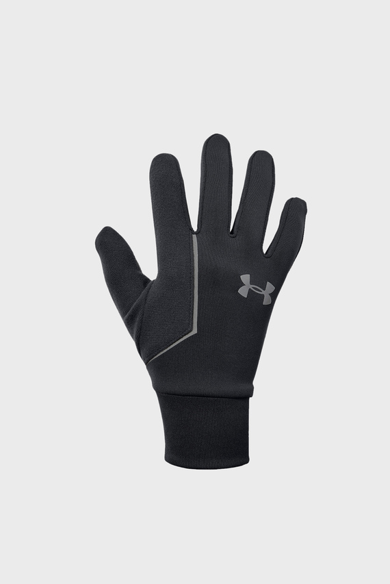 Мужские черные перчатки Mens CGI Run Liner Glove