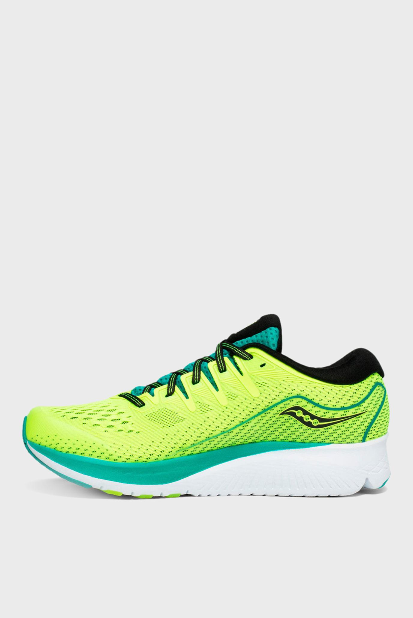 Купить Мужские желтые кроссовки RIDE ISO 2 Saucony Saucony 20514-36s – Киев, Украина. Цены в интернет магазине MD Fashion
