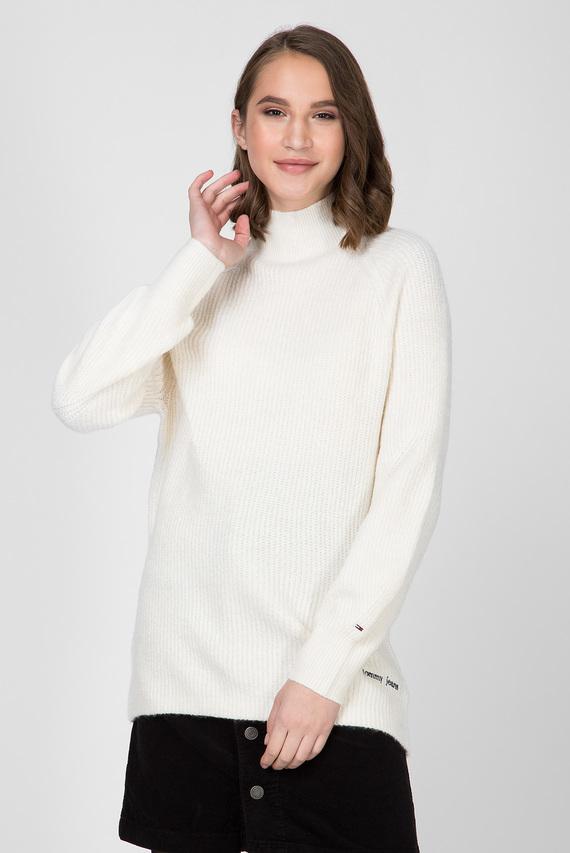 Женский белый свитер TJW LOFTY