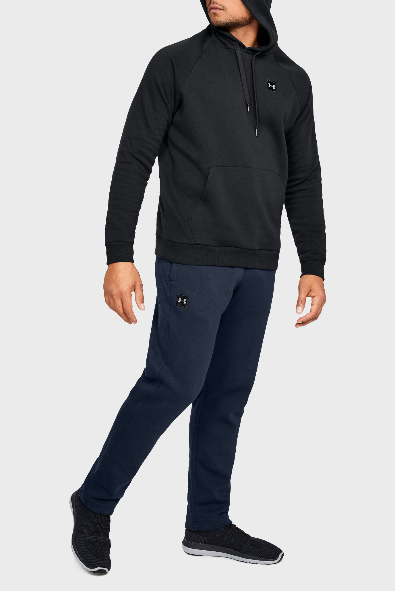 Мужские синие спортивные брюки RIVAL FLEECE Under Armour