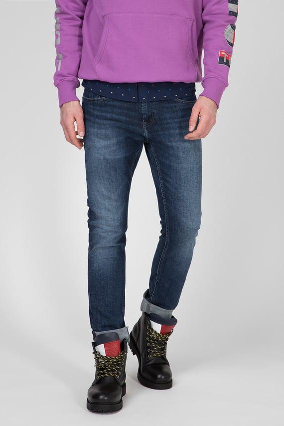 Мужские синие джинсы SCANTON SLIM