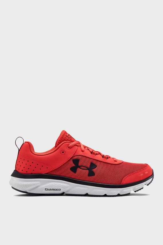 Мужские красные кроссовки UA Charged Assert 8