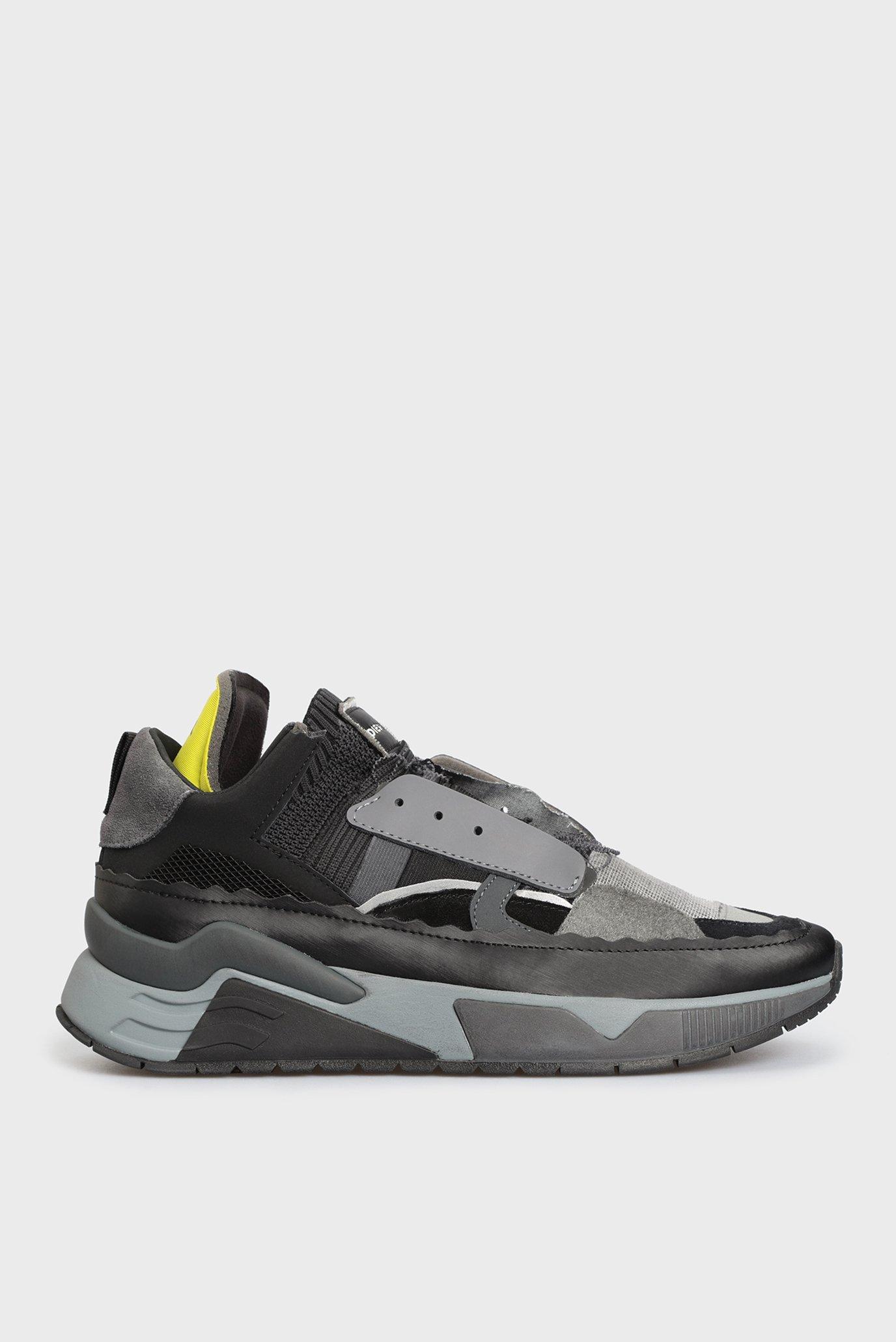 Мужские черные кроссовки BRENTHA 1