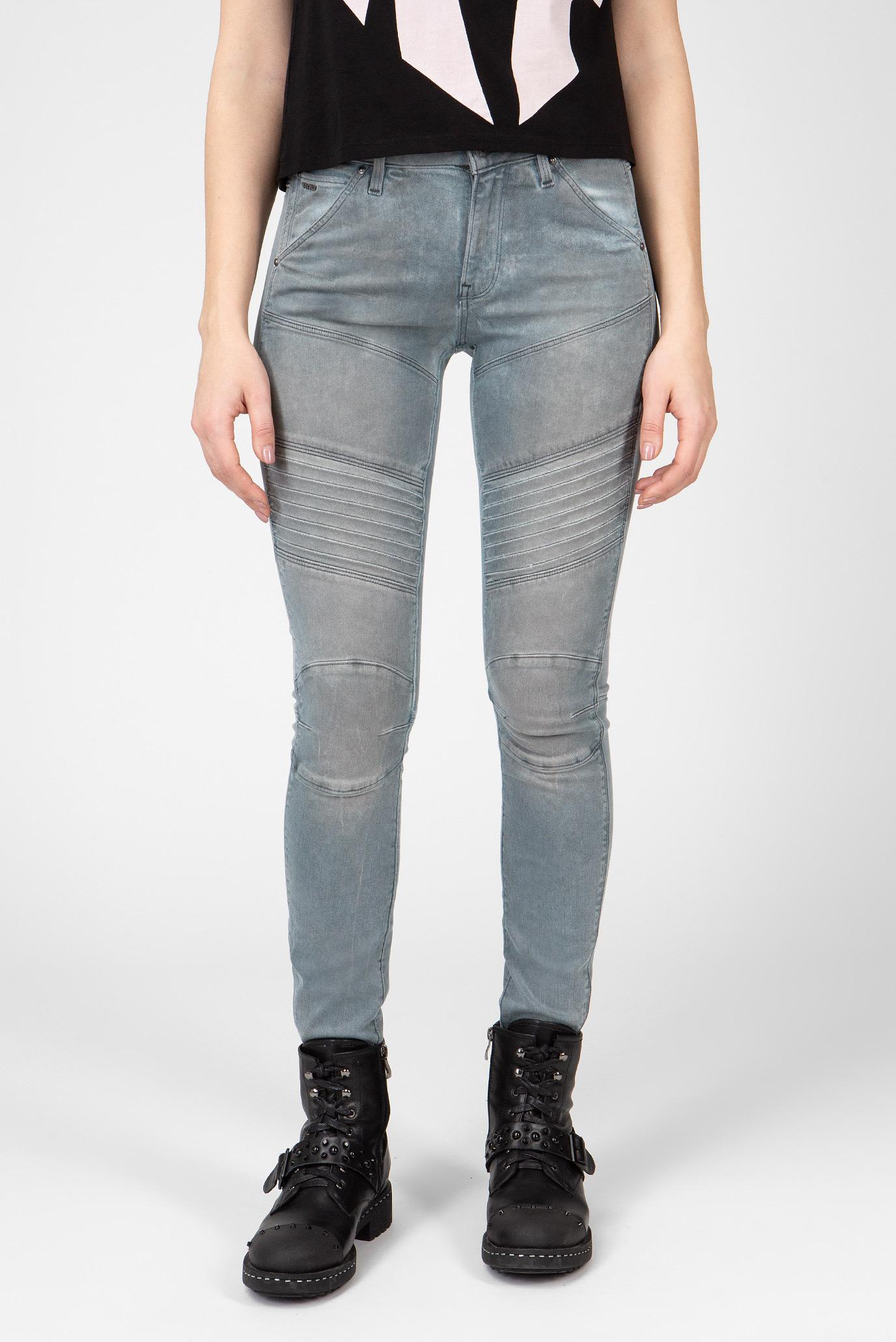 Купить Женские серые джинсы 5620 Custom G-Star RAW G-Star RAW 60907,9882 – Киев, Украина. Цены в интернет магазине MD Fashion
