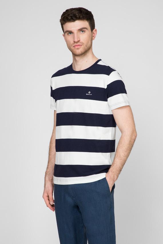 Мужская футболка в полоску BARSTRIPE