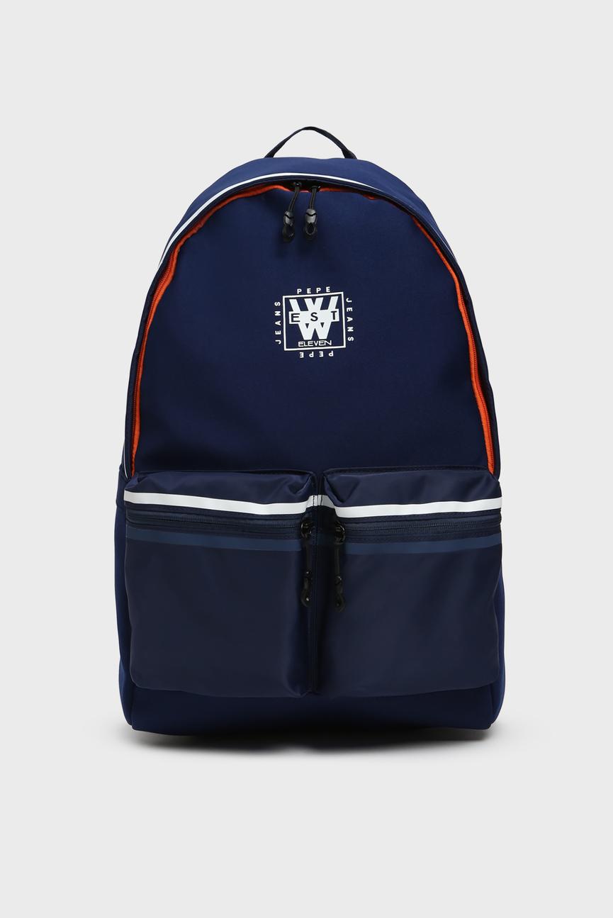 Мужской темно-синий рюкзак BORDON