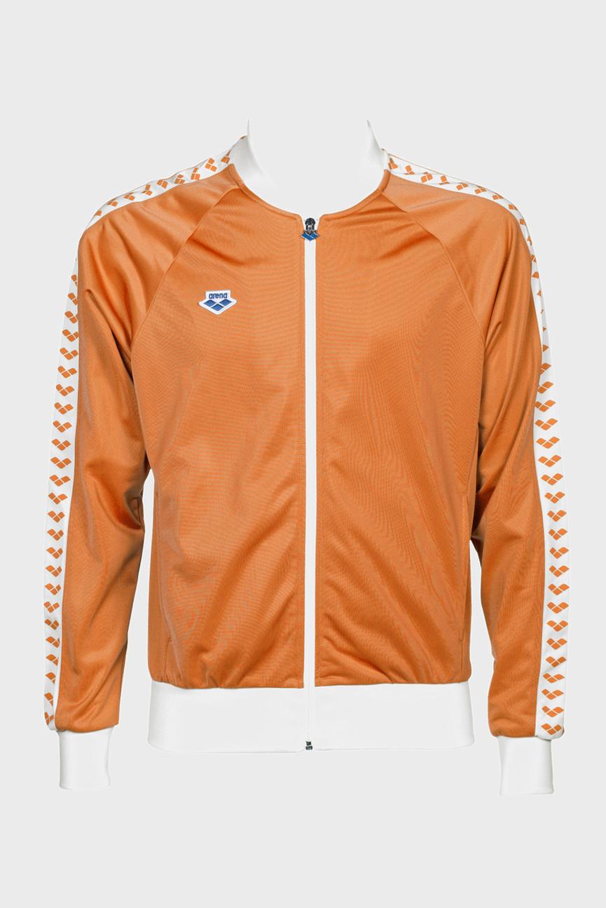 Мужская оранжевая спортивная кофта RELAX IV TEAM