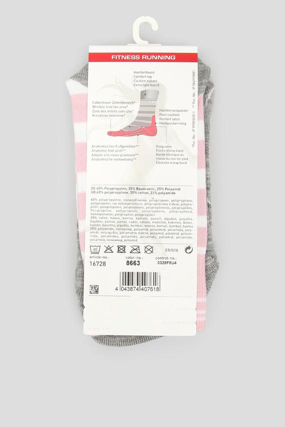 Женские носки для бега RU4 STRIPE