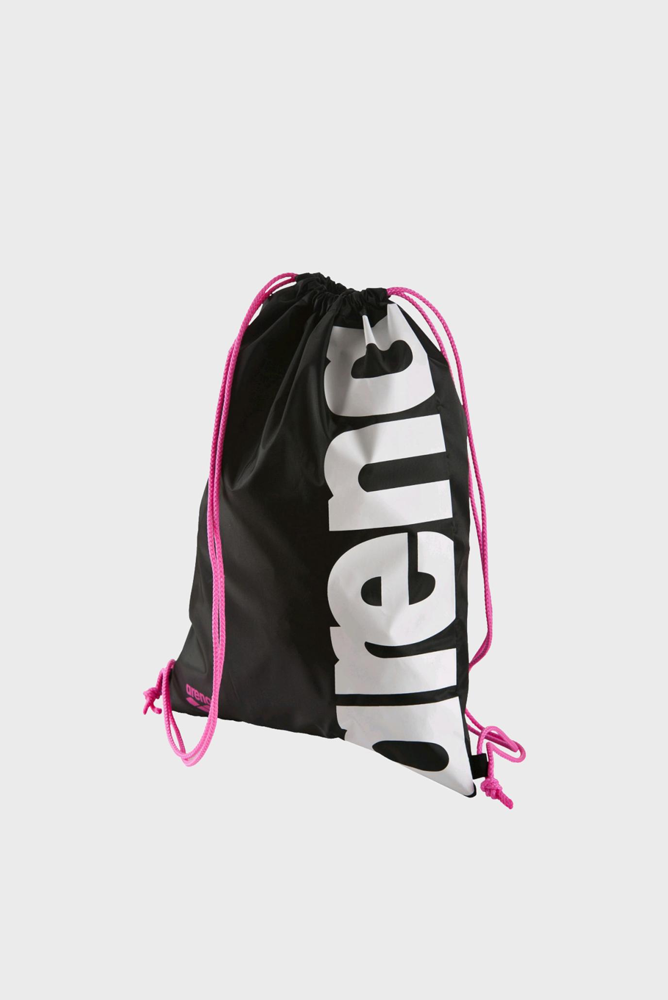 Черный рюкзак FAST SWIMBAG Arena