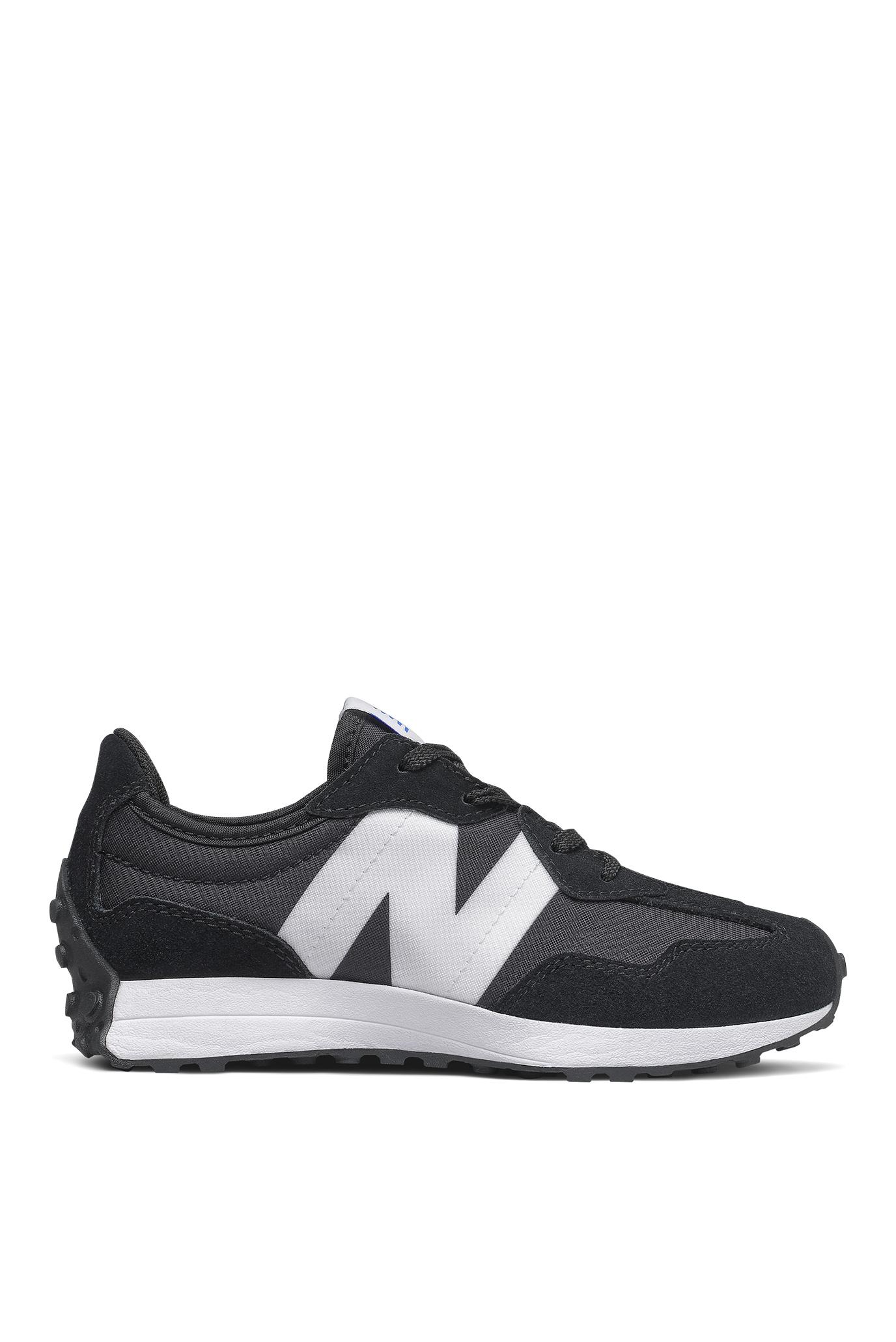 Дитячі чорні кросівки 327 1