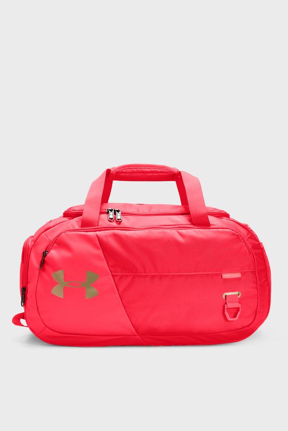 Красная спортивная сумка UA Undeniable 4.0 Duffle XS