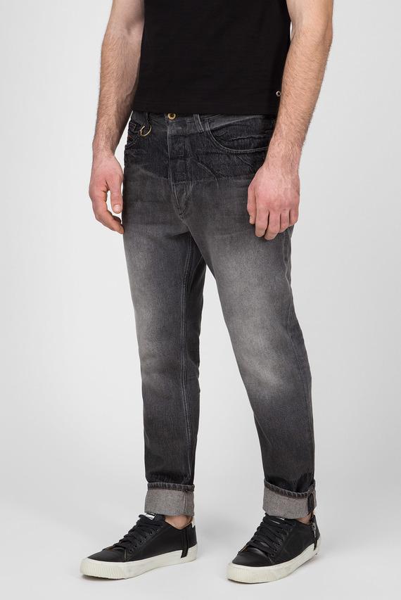 Мужские серые джинсы D-AYGLE