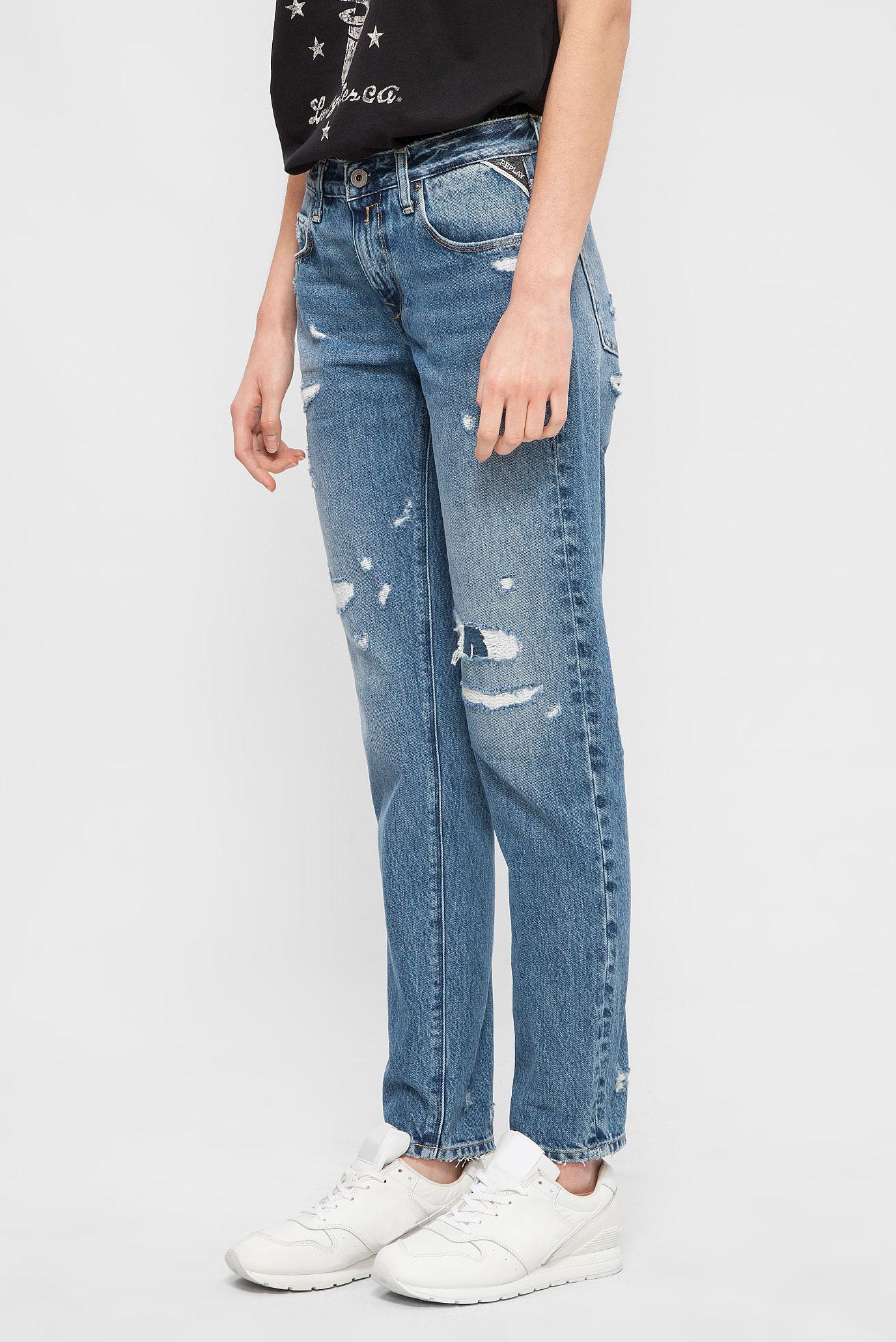 Купить Женские синие джинсы SOPHIR Replay Replay WA634 .000.36C187R – Киев, Украина. Цены в интернет магазине MD Fashion