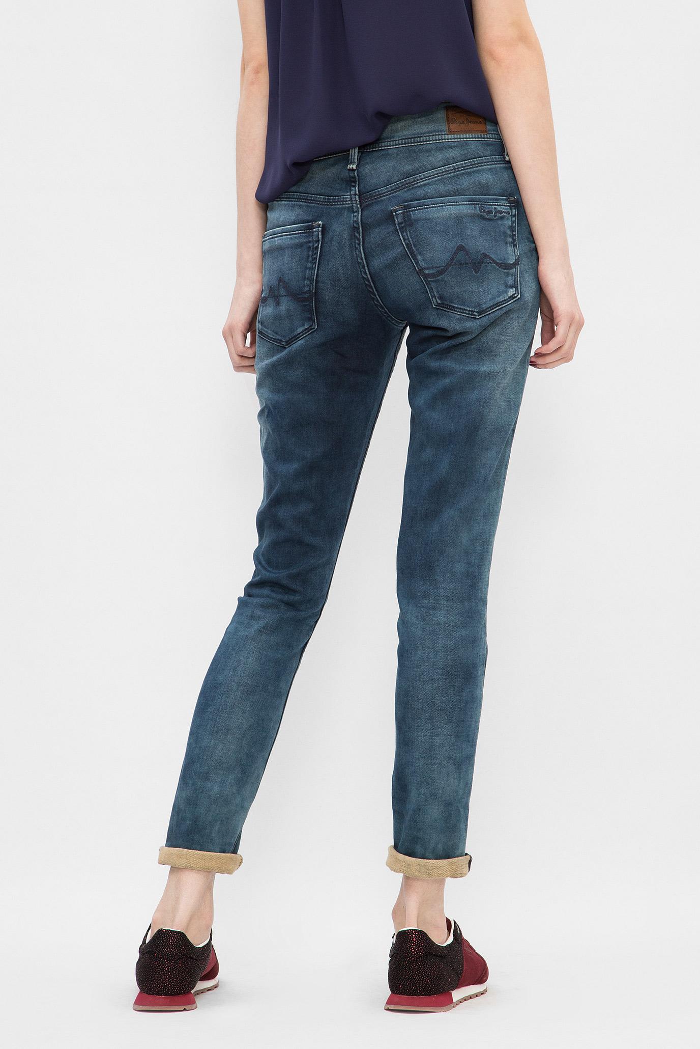 Купить Женские синие джинсы Joey Pepe Jeans Pepe Jeans PL201090H550 – Киев, Украина. Цены в интернет магазине MD Fashion