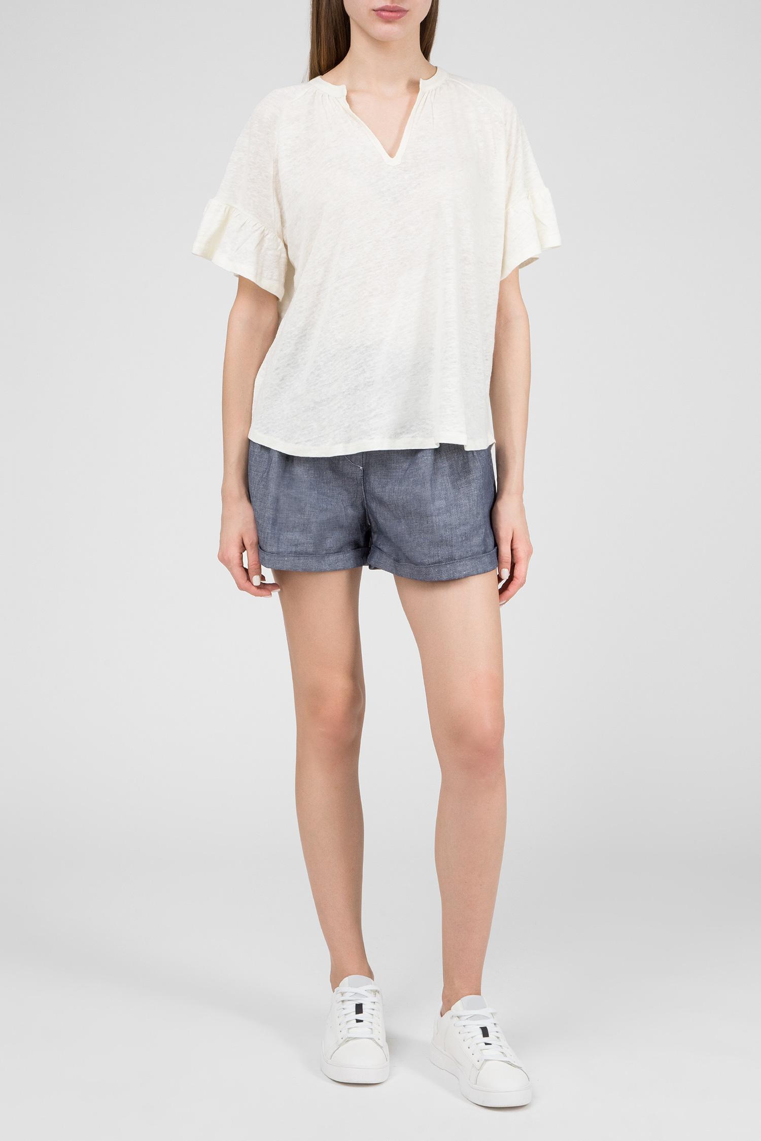 Купить Женская желтая блуза Closed Closed C95618-444-206 – Киев, Украина. Цены в интернет магазине MD Fashion