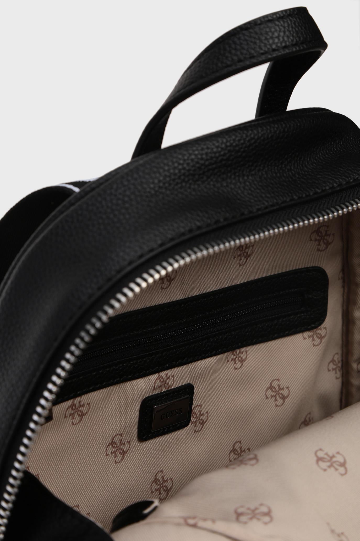 Женский черный рюкзак HAIDEE LARGE Guess