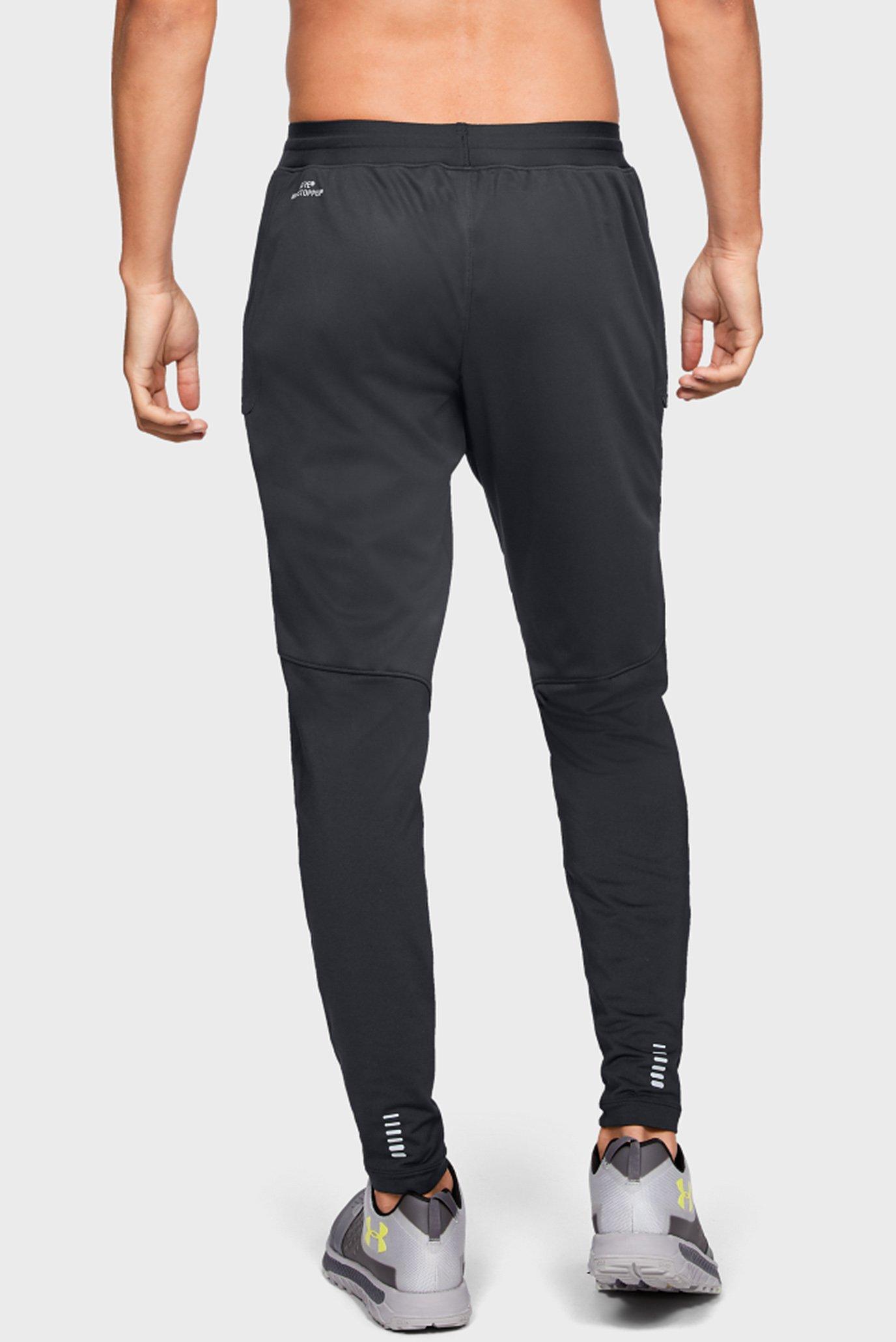 Купить Мужские черные спортивные брюки UA RUN GORE-TEX WINDSTOPPER PANT Under Armour Under Armour 1318016-001 – Киев, Украина. Цены в интернет магазине MD Fashion