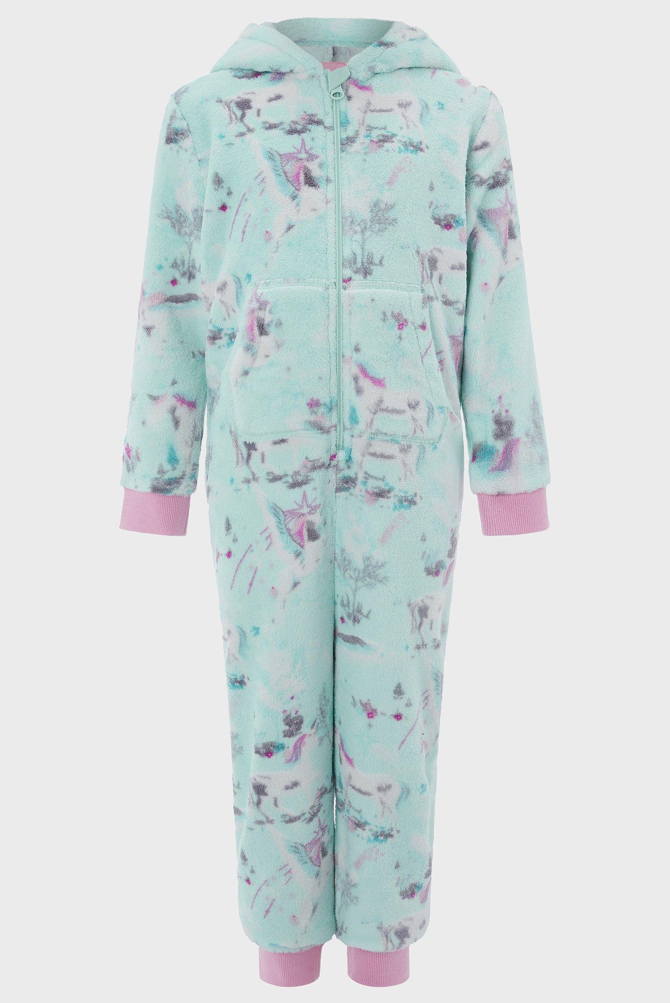 Купить Детская голубая флисовая пижама Monsoon Children Monsoon Children  318067 – Киев 66a61d3bf423b