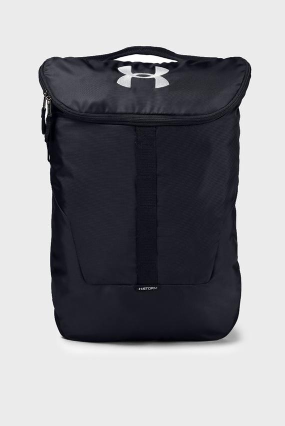 Черный рюкзак Expandable Sackpack