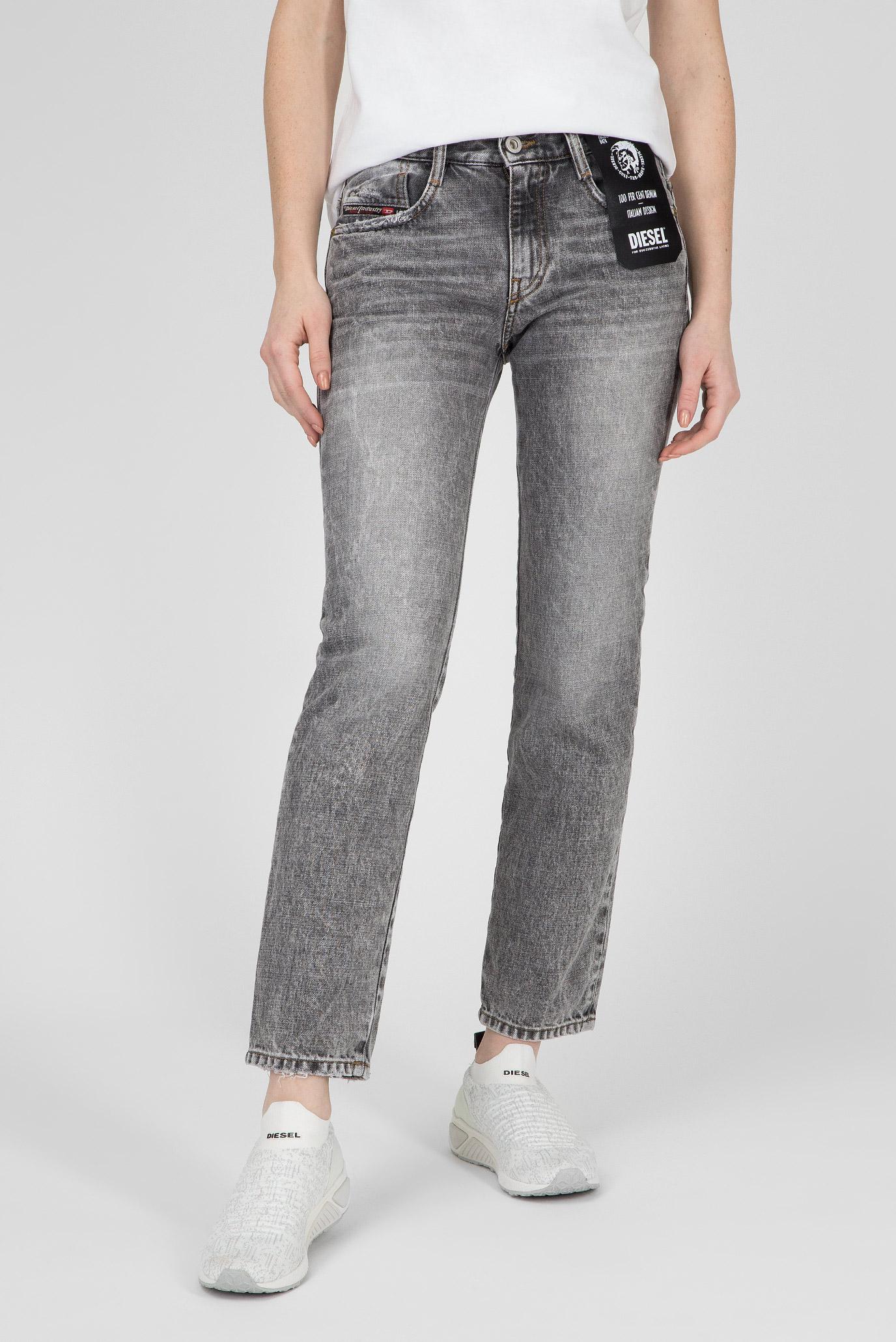 Женские серые джинсы D-RIFTY 1