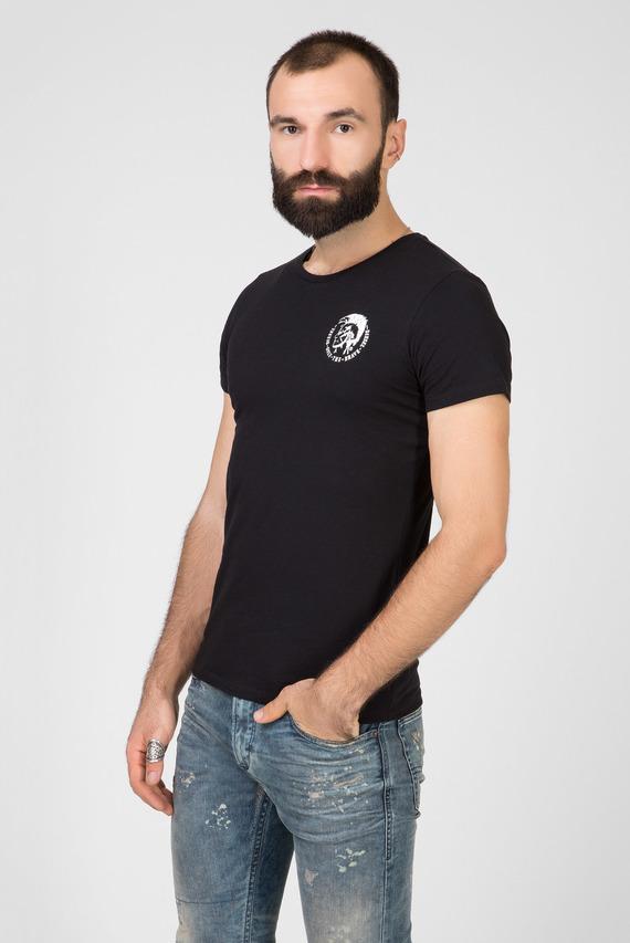 Мужские черные футболки UMTEE-RANDAL (3 шт)