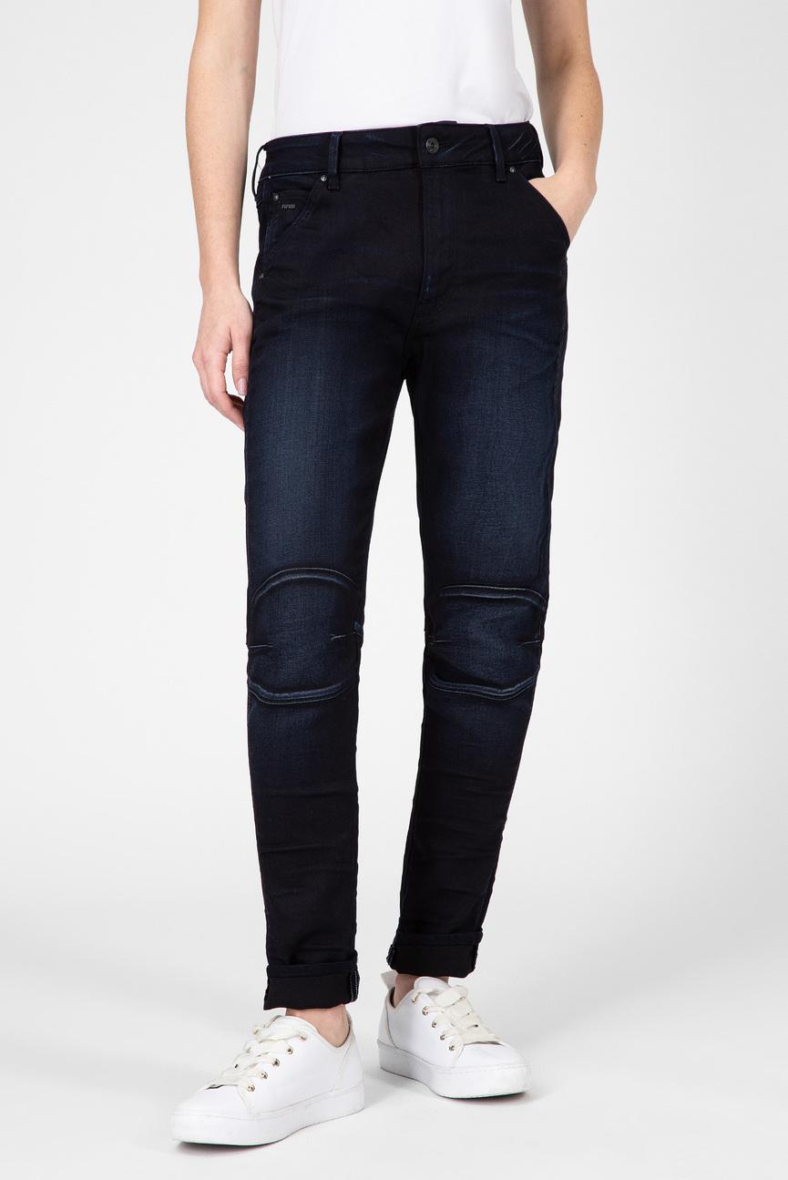 Женские темно-синие джинсы 5622