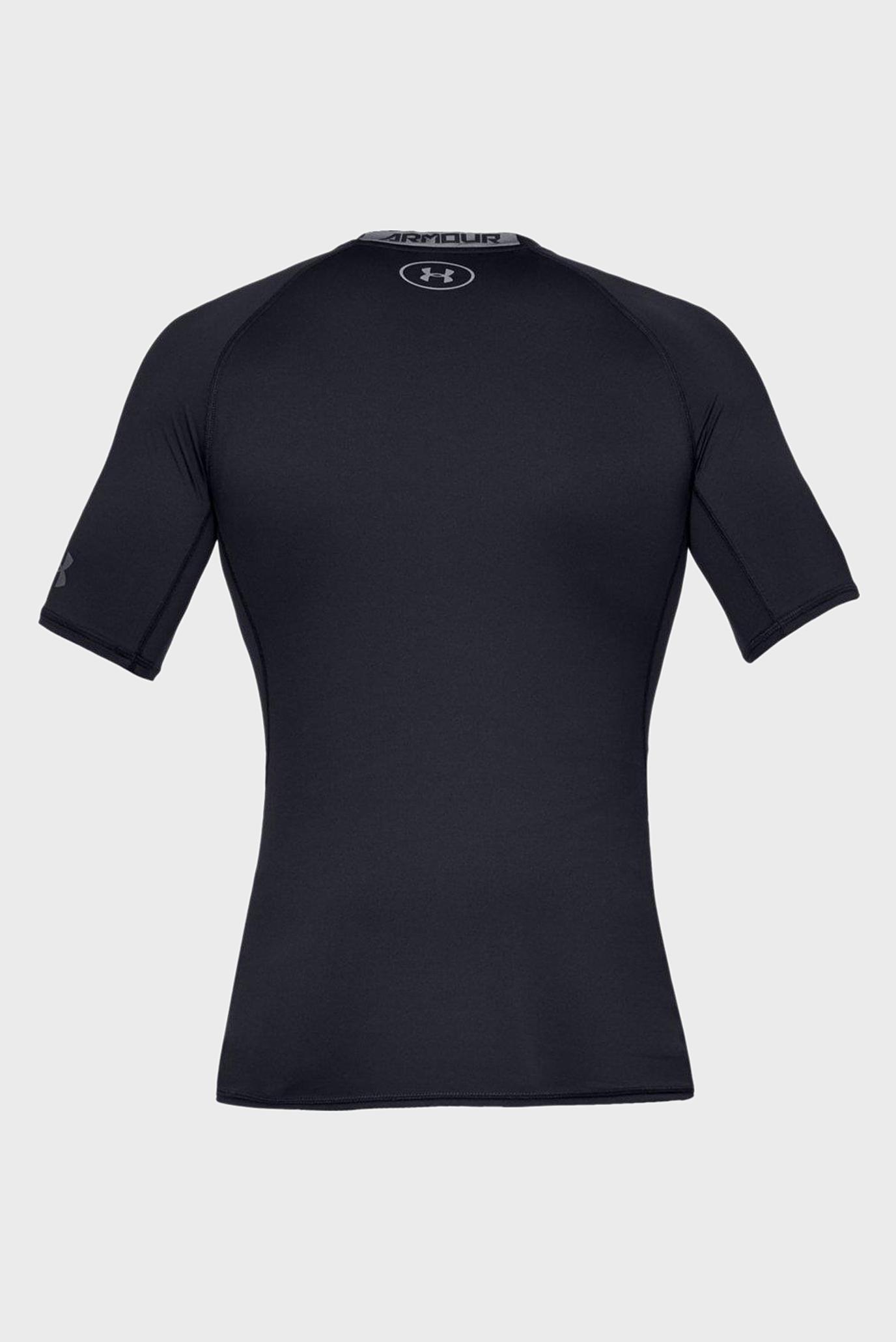 Купить Мужская черная футболка PROJECT ROCK ARMOUR Under Armour Under Armour 1345661-001 – Киев, Украина. Цены в интернет магазине MD Fashion