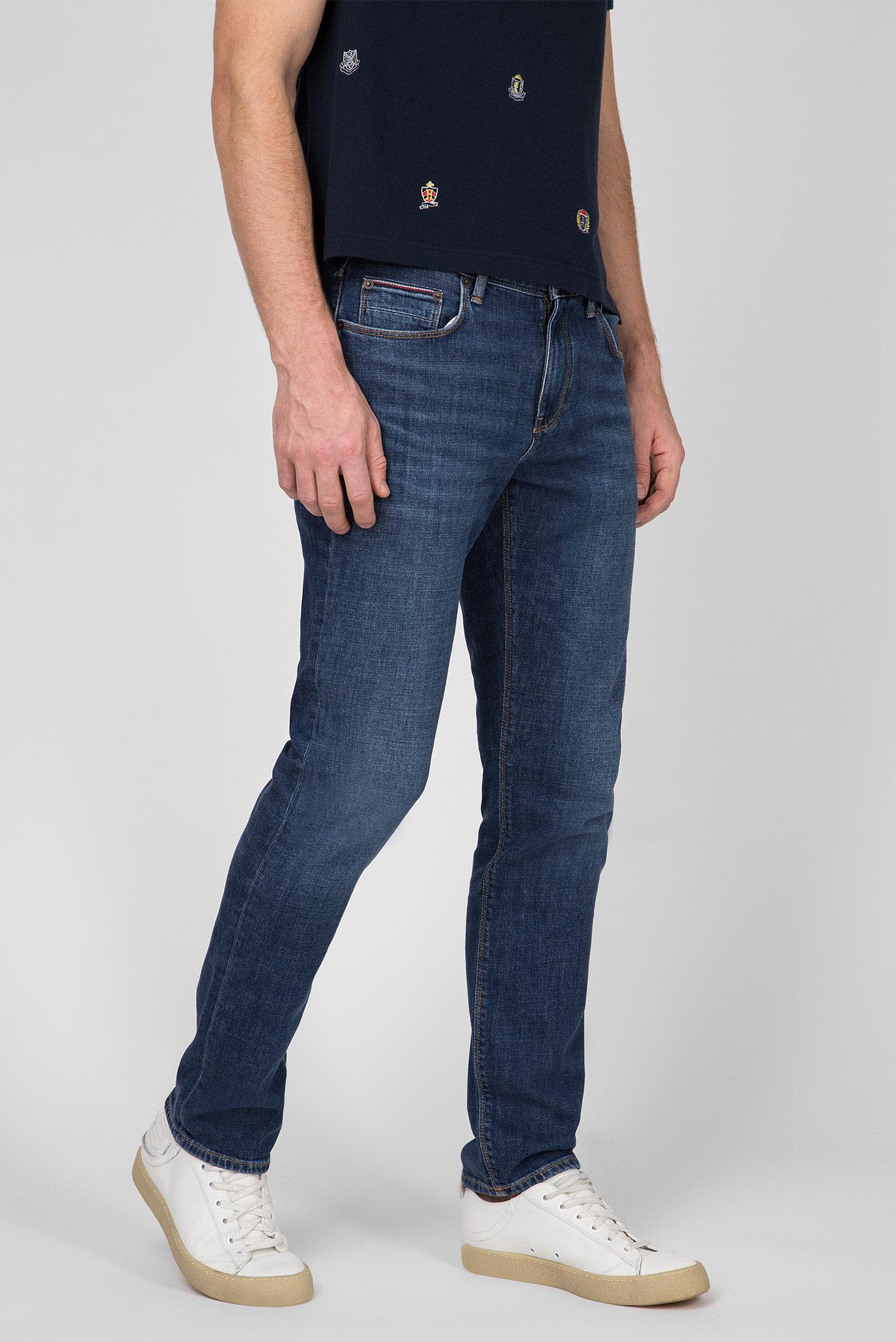 Купить Мужские синие джинсы Tommy Hilfiger Tommy Hilfiger MW0MW08093 – Киев, Украина. Цены в интернет магазине MD Fashion