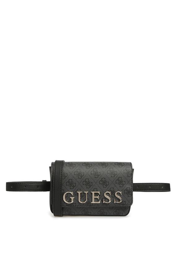 Женская черная сумка через плечо BLUEBELLE CROSSBODY BELT BAG