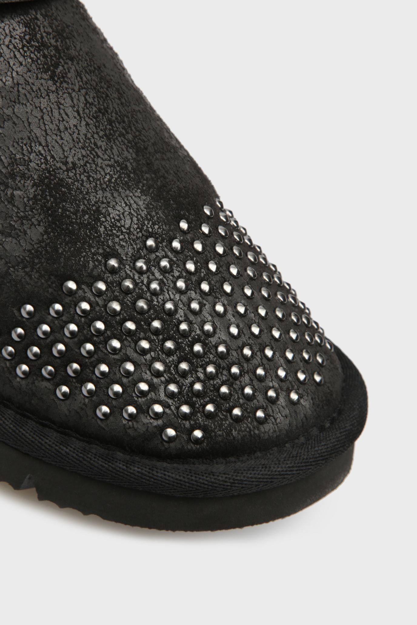 Купить Женские черные угги CHARIN Replay Replay RF490017S – Киев, Украина. Цены в интернет магазине MD Fashion