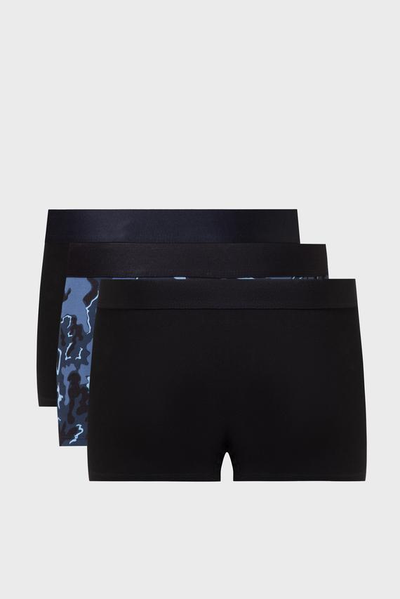 Мужские хлопковые боксеры (3 пары) UMBX-DAMIENTHREEP