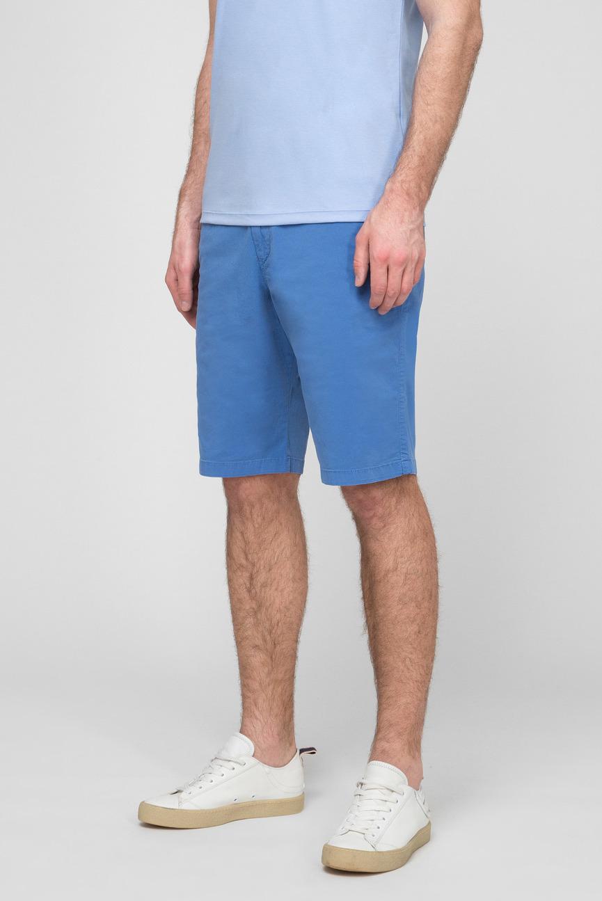 Мужские голубые шорты RISTO
