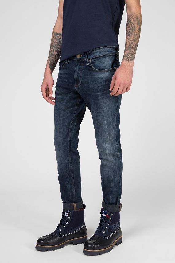 Мужские темно-синие джинсы SLIM TAPERED STEVE