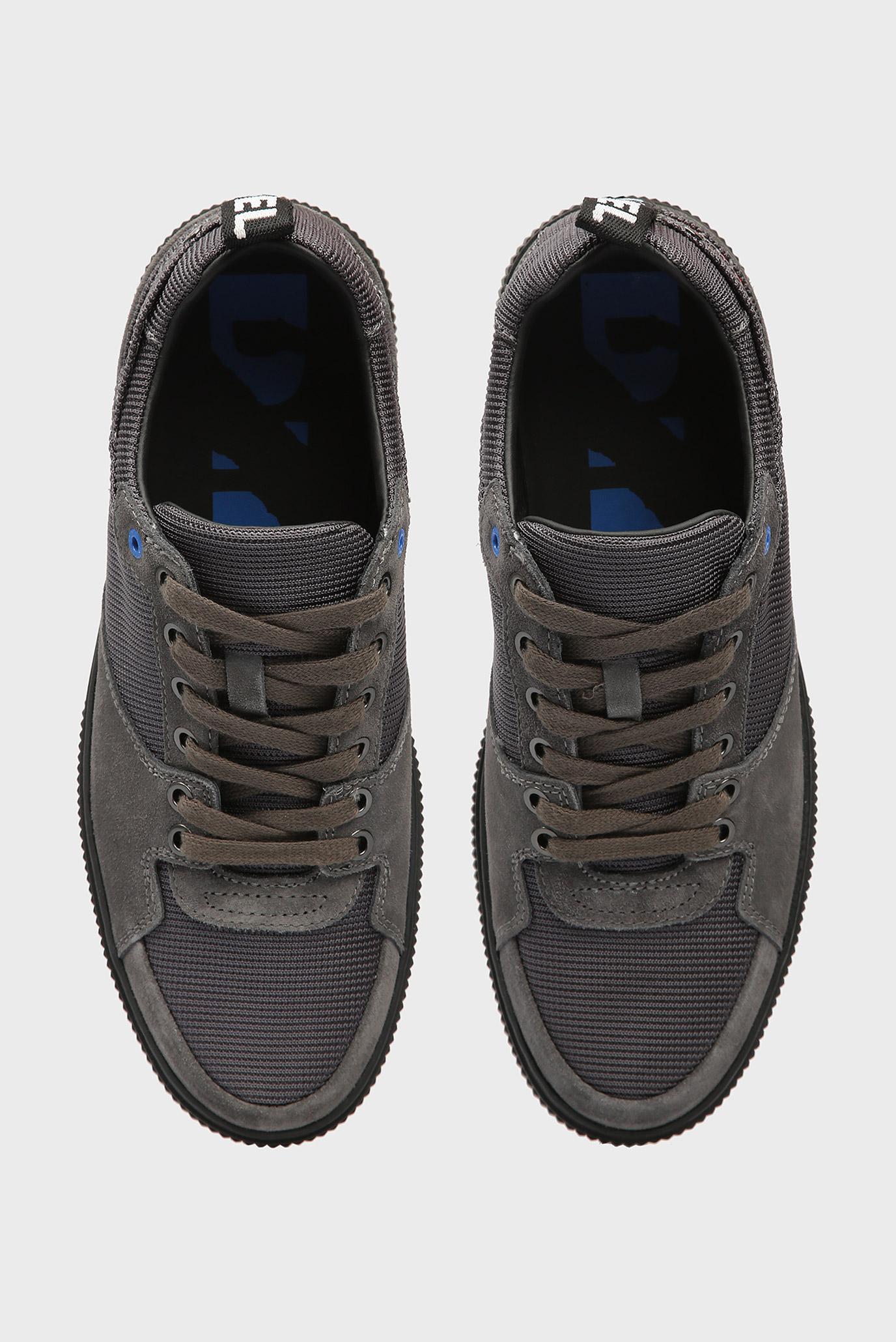 Купить Мужские серые кроссовки DANNY / S-DANNY  Diesel Diesel Y01799 P1765 – Киев, Украина. Цены в интернет магазине MD Fashion
