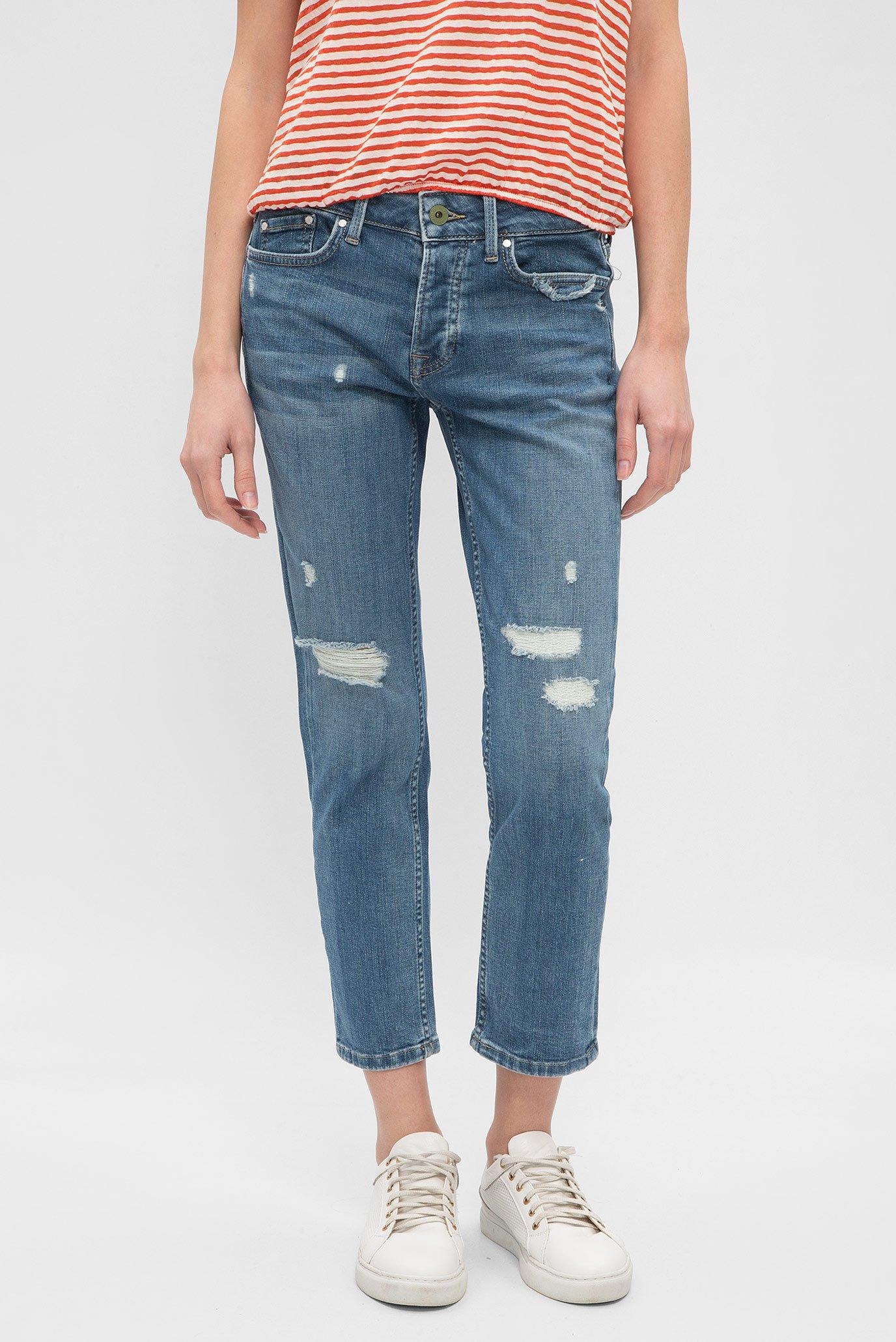 Купить Женские синие джинсы Pepe Jeans Pepe Jeans PL202271R – Киев, Украина. Цены в интернет магазине MD Fashion