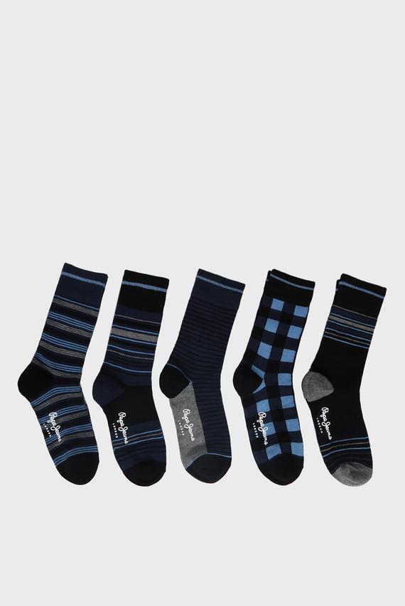 Мужские хлопковые носки RADNOR (5 пар)