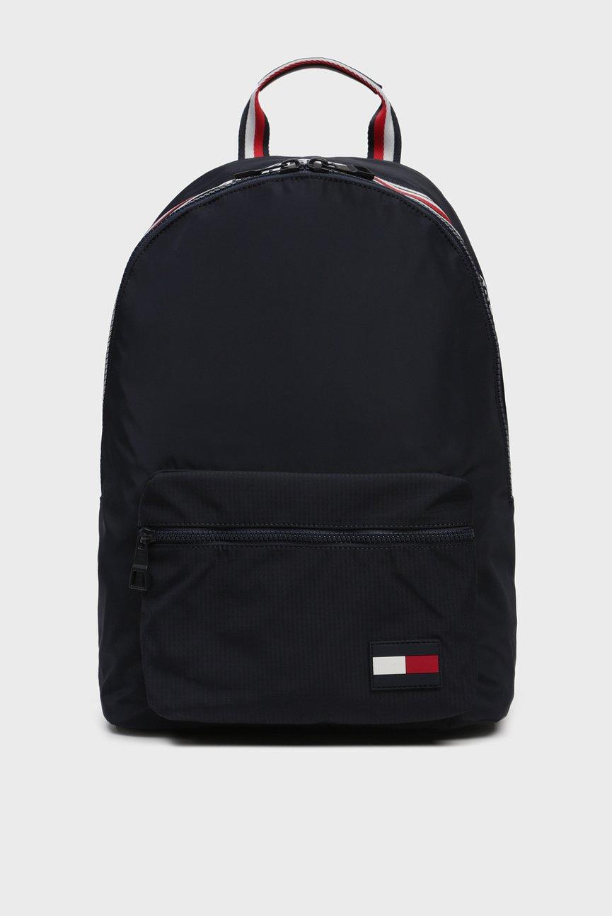 Мужской темно-синий рюкзак TOMMY SPORTS TAPE