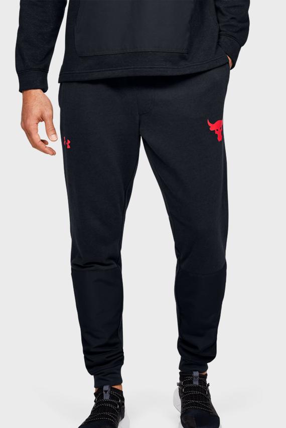 Мужские черные спортивные брюки Project Rock Terry Jogger