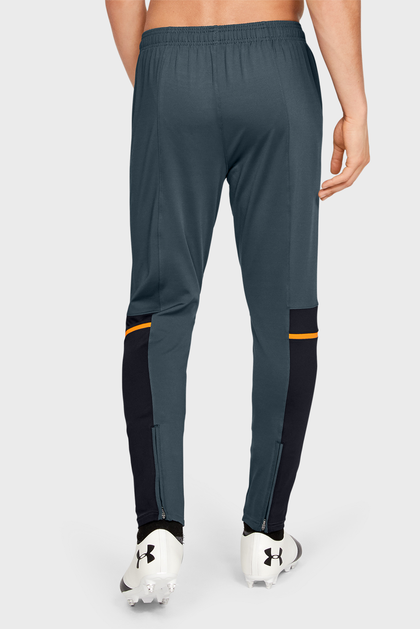 Мужские серые спортивные брюки Challenger III Training Under Armour