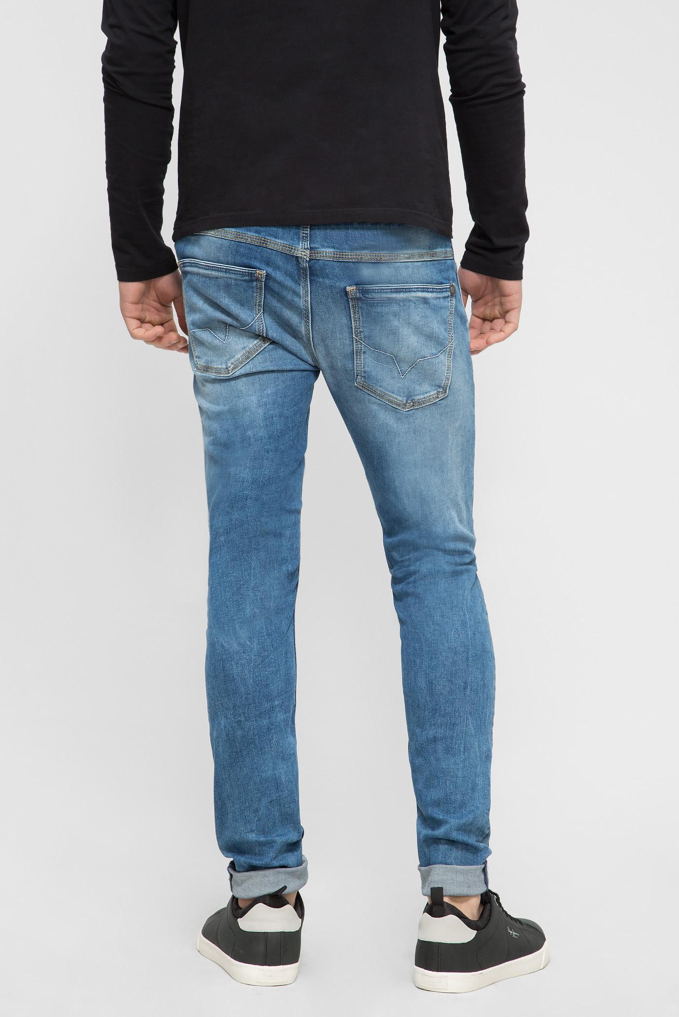 Купить Мужские синие джинсы NICKEL Pepe Jeans Pepe Jeans PM201518GD62 – Киев, Украина. Цены в интернет магазине MD Fashion