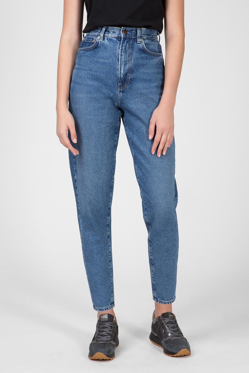 Женские голубые джинсы CASEY