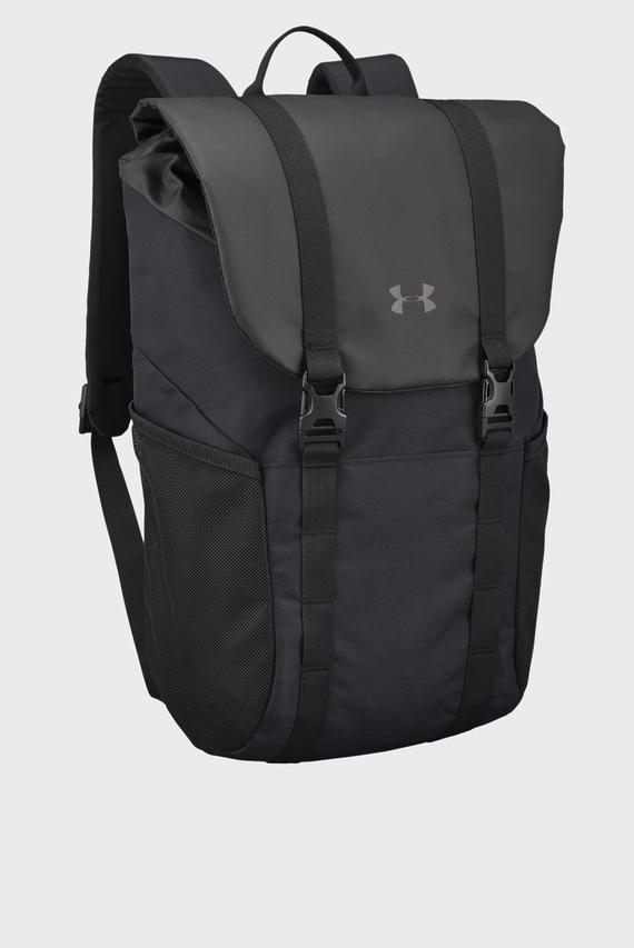 Черный рюкзак UA Sportstyle Rucksack