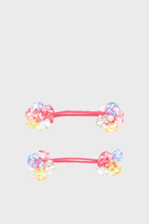 Детские резинки (2 шт) CLUSTER GEM PONIES