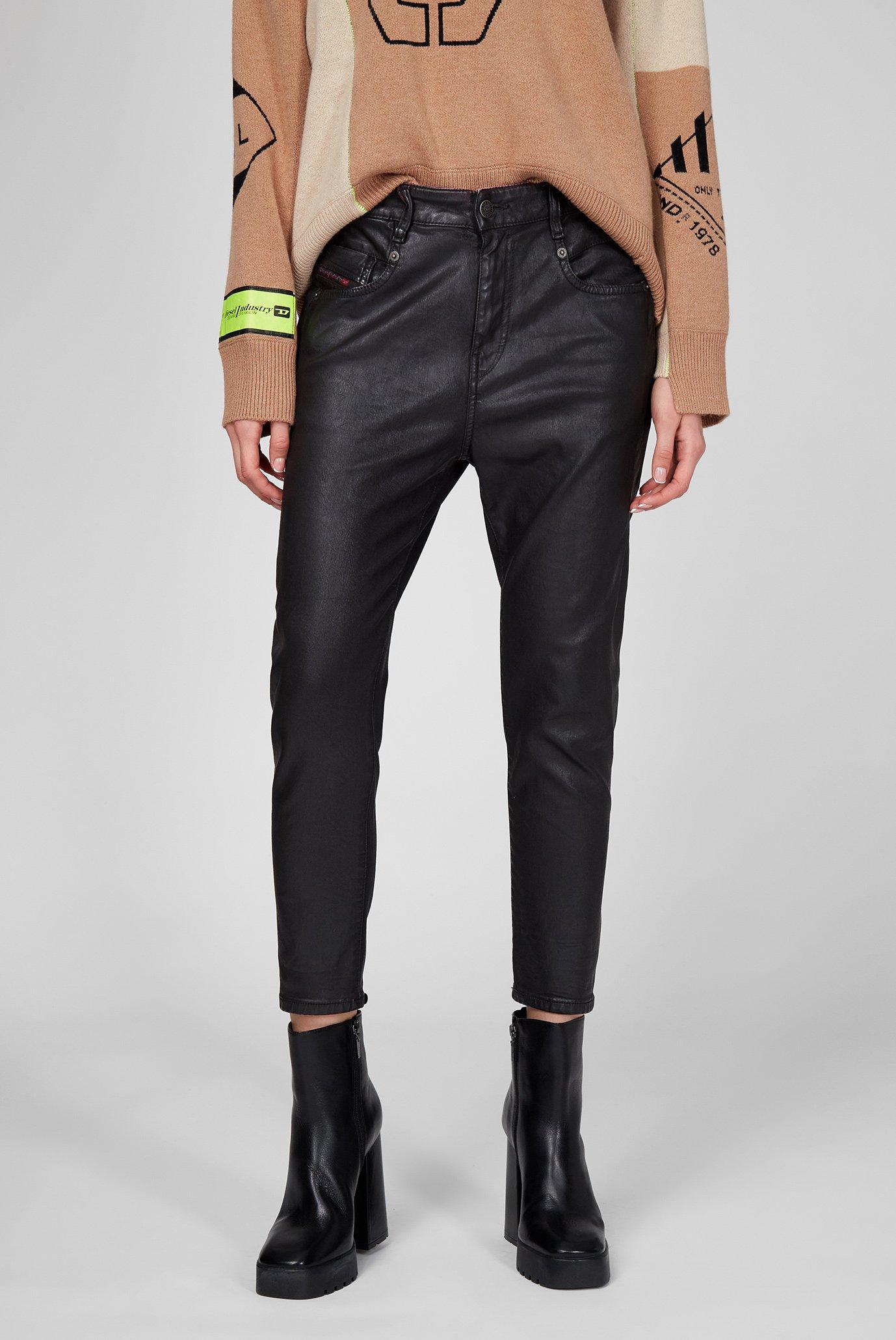 Жіночі чорні джинси D-FAYZA 1