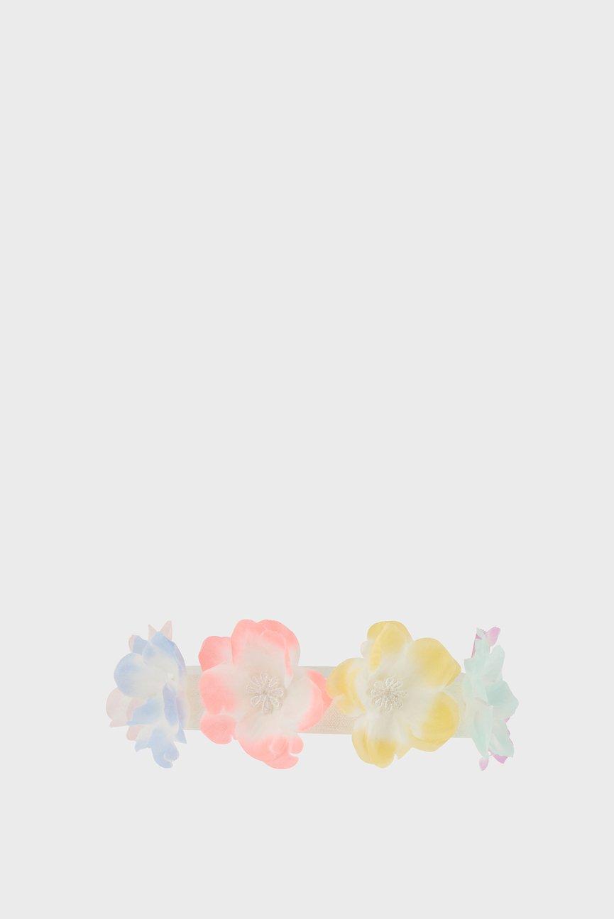 Детская повязка Baby Rainbow Flower