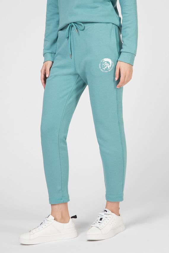 Женские бирюзовые спортивные брюки UFLB-ELTON