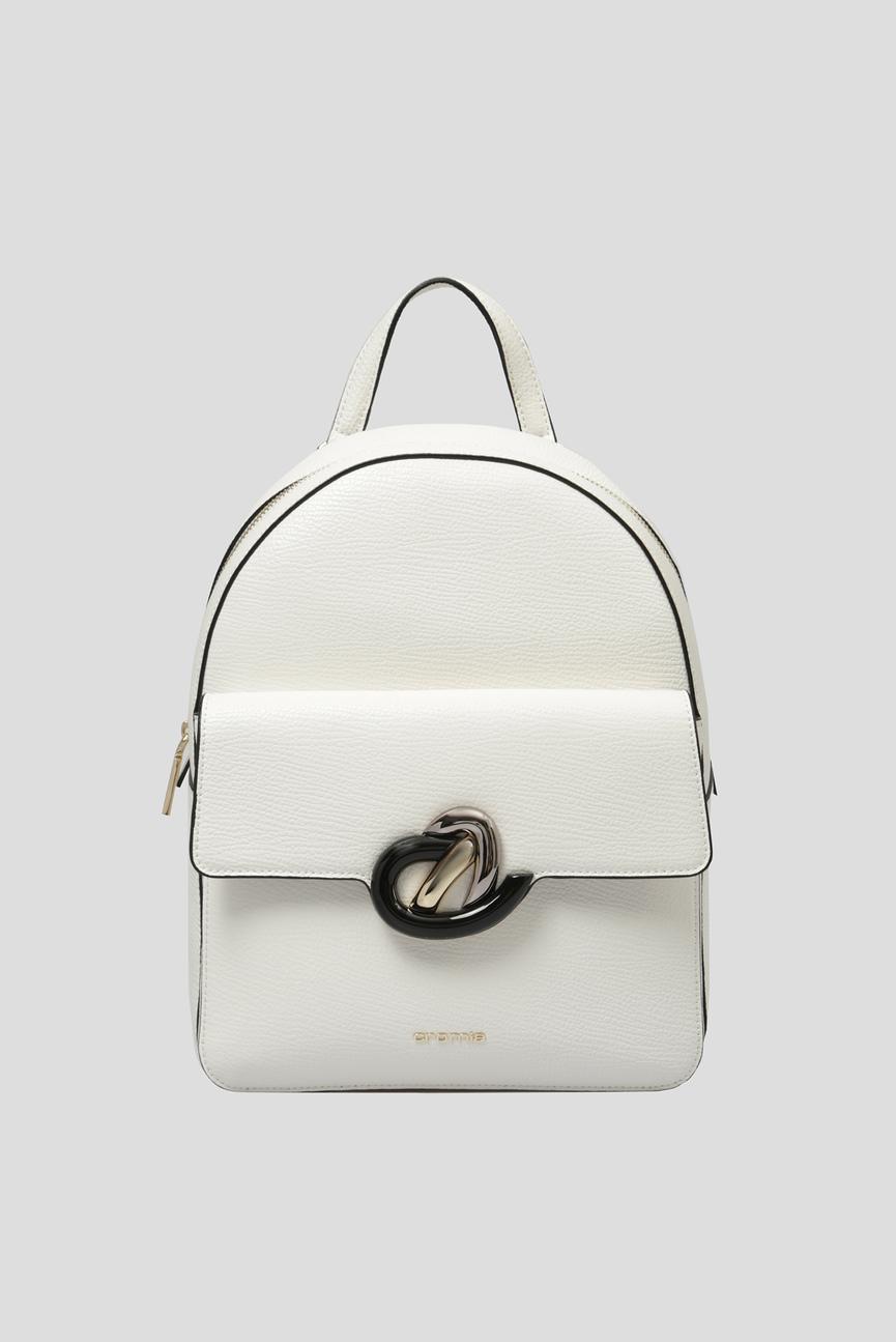 Женский белый рюкзак