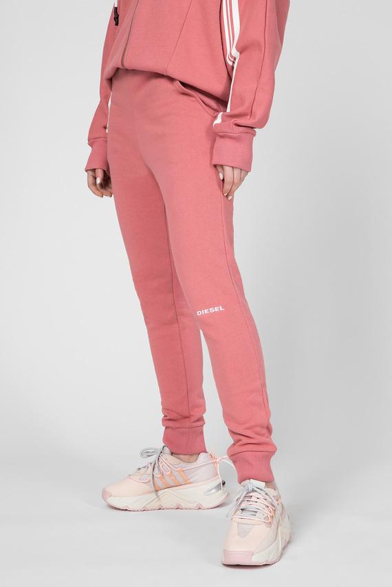 Женские розовые спортивные брюки UFLB-ALIKER