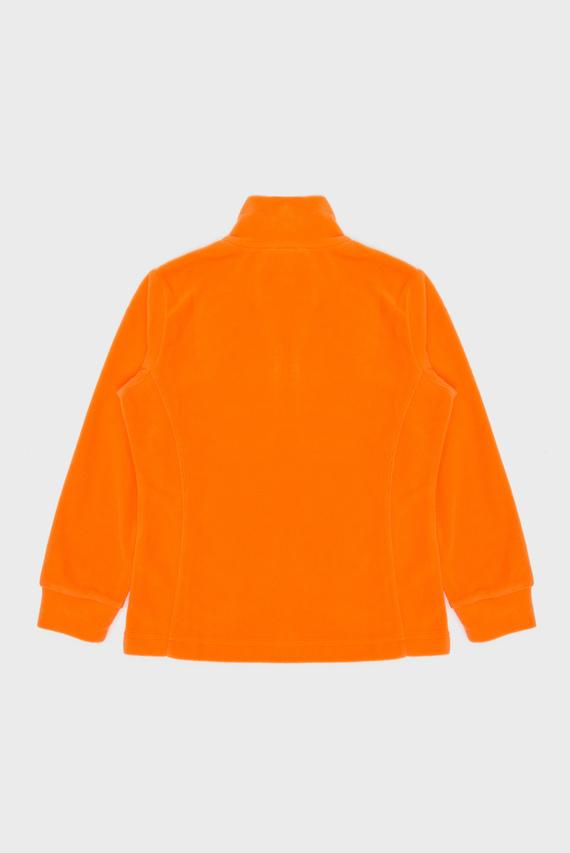 Детский оранжевый гольф