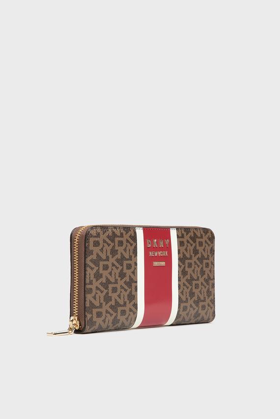 Женский коричневый кошелек Whitney